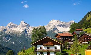 Австрия –идеальное место для комфортной жизни