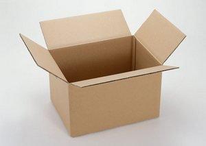 Применение картонных коробок и упаковочных материалов