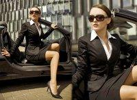 Зеркалье бизнес-леди