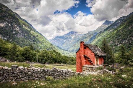Дома наших предков: использование сланца в строительстве