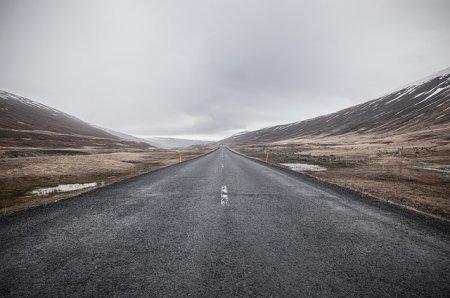 Преимущества вспененного битума при ремонте дорог