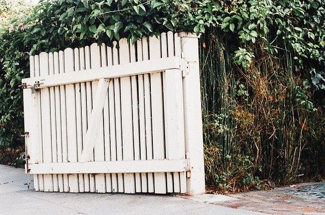 Выбор ворот для загородного участка