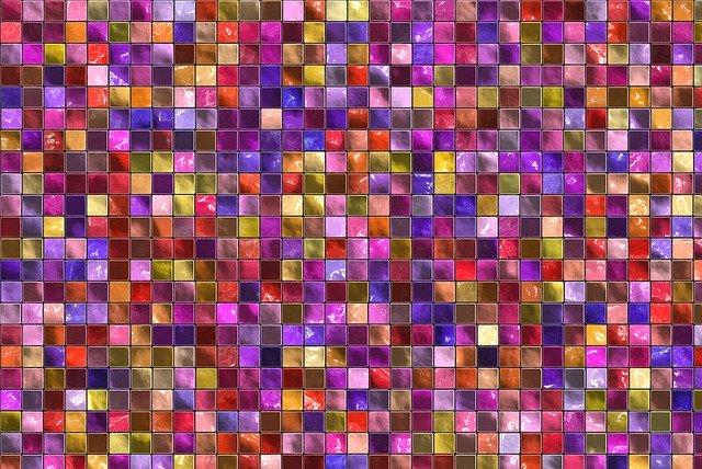 ПВХ мозаика: декоративная панель для недорогого оформления